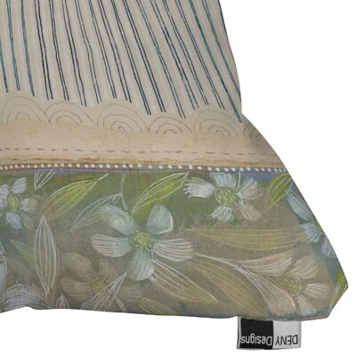 DENY Designs Cori Dantini Polyester Stripes Indoor/Outdoor Throw Pillow