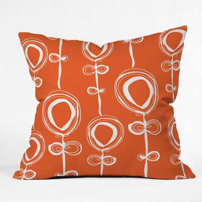 DENY Designs Rachael Taylor Contemporary Indoor/Outdoor Polyester Throw Pillow