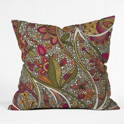 DENY Designs Valentina Ramos Kai Indoor/Outdoor Polyester Throw Pillow