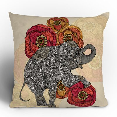 DENY Designs Valentina Ramos Rosebud Polyester Throw Pillow