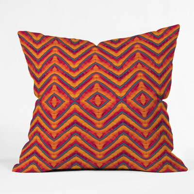 DENY Designs Wagner Campelo Polyester Sanchezia 1 Indoor/Outdoor Throw Pillow