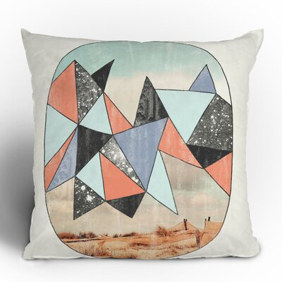 DENY Designs Wesley Bird Dry Spell Throw Pillow