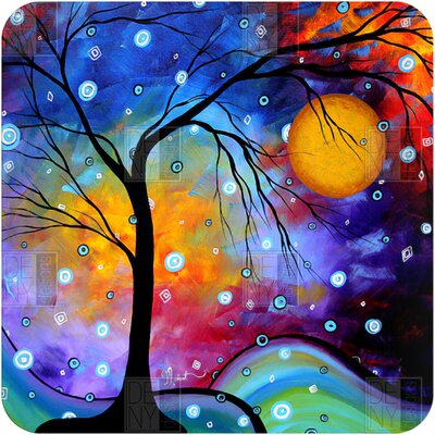 DENY Designs Madart Inc. Winter Sparkle Wall Art