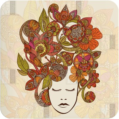 DENY Designs Valentina Ramos Its All in Your Head Wall Art