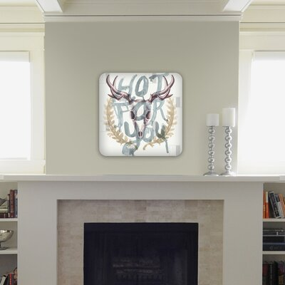 DENY Designs Wesley Bird Hot For You Wall Art