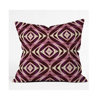 DENY Designs Wagner Campelo Calathea Throw Pillow