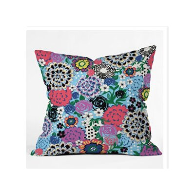DENY Designs Khristian A Howell Valencia 1 Woven Polyester Throw Pillow
