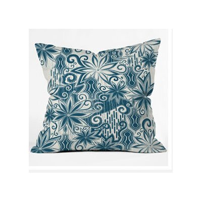 DENY Designs Khristian A Howell Moroccan Mirage 1 Woven Polyester Throw Pillow