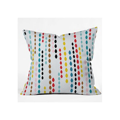 DENY Designs Khristian A Howell Nolita Drops Woven Polyester Throw Pillow