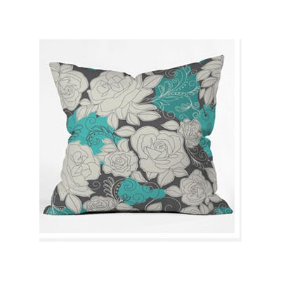 DENY Designs Khristian A Howell Rendezvous Woven Polyester Throw Pillow