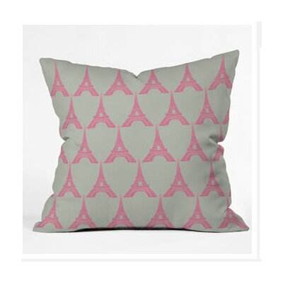 DENY Designs Bianca Green Oui Oui Throw Pillow