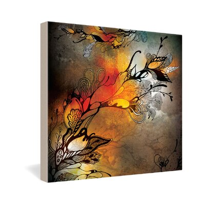 DENY Designs Iveta Abolina Before The Storm Gallery Wrapped Canvas