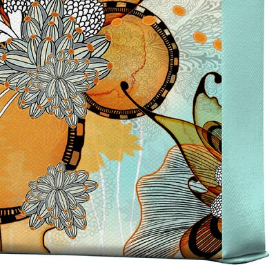 DENY Designs Iveta Abolina Sunset 2 Gallery Wrapped Canvas