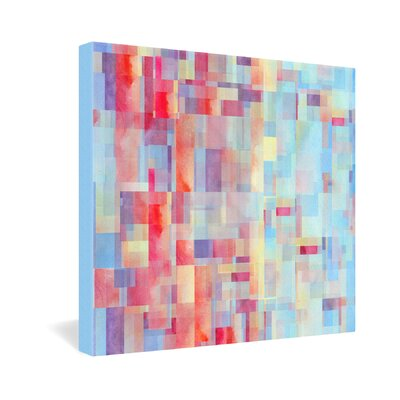 DENY Designs Jacqueline Maldonado Shapeshifter Gallery Wrapped Canvas