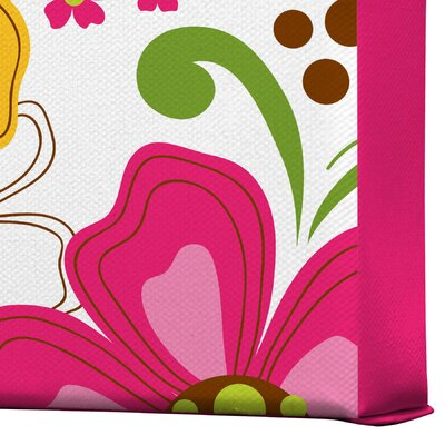 DENY Designs Khristian A Howell Kaui Blooms Gallery Wrapped Canvas