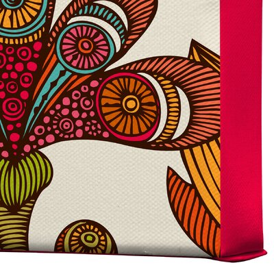 DENY Designs Valentina Ramos In The Garden Gallery Wrapped Canvas