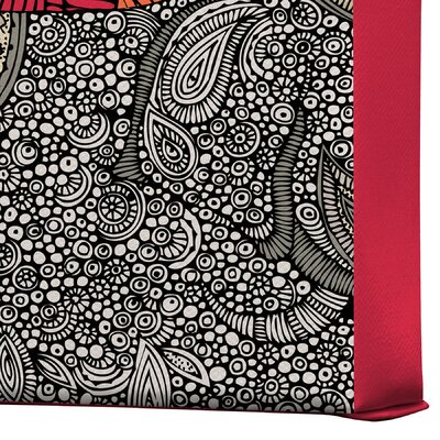 DENY Designs Valentina Ramos Rosebud Gallery Wrapped Canvas