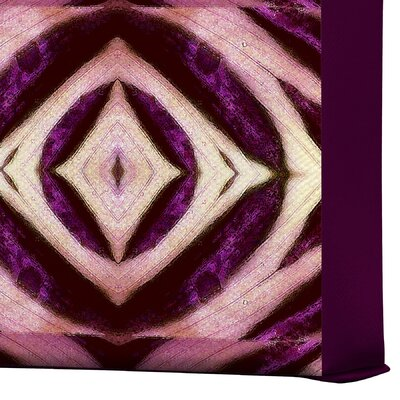 DENY Designs Wagner Campelo Calathea Gallery Wrapped Canvas