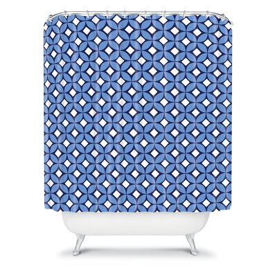 DENY Designs Caroline Okun Polyester Shower Curtain