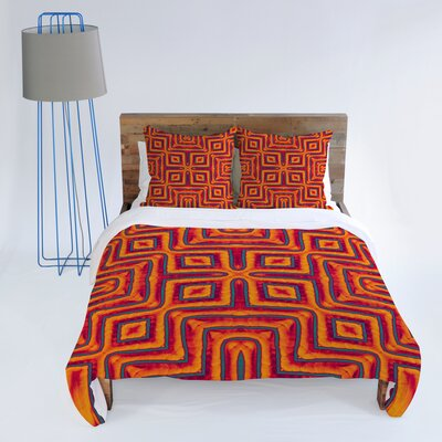 DENY Designs Wagner Campelo Sanchezia X Duvet Cover Collection