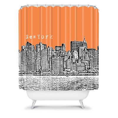 DENY Designs Bird Ave New York Shower Curtain