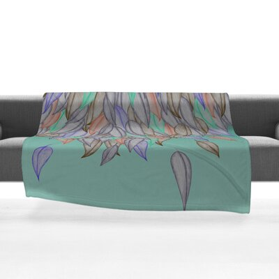 DENY Designs Jacqueline Maldonado A Different 1 Polyester Fleece Throw Blanket