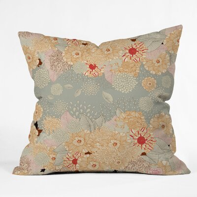 DENY Designs Iveta Abolina Creme De La Creme Throw Pillow