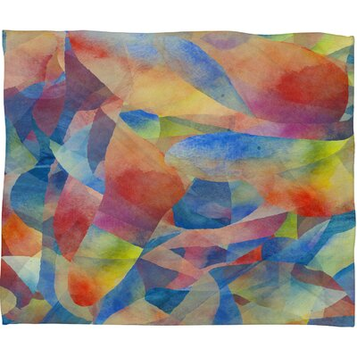 DENY Designs Jacqueline Maldonado This Is What Your Missing Polyester Fleece Throw Blanket