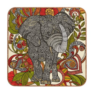 DENY Designs Valentina Ramos Bo The Elephant Wall Art