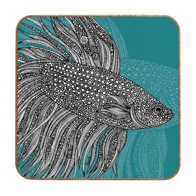 DENY Designs Valentina Ramos Beta Fish Wall Art