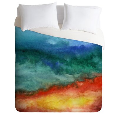 Jacqueline Maldonado Leaving California Duvet Cover Collection