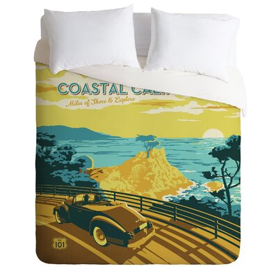 Anderson Design Group Coastal California Duvet Cover Collection