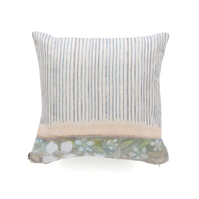 DENY Designs Cori Dantini Stripes Woven Polyester Throw Pillow