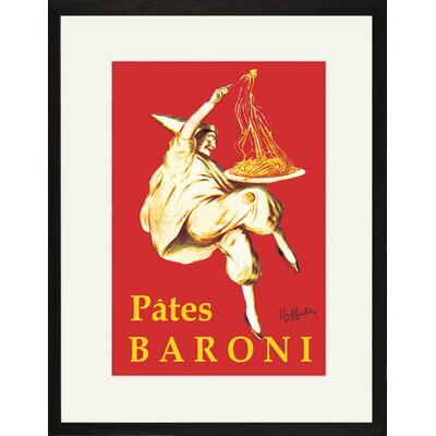 Buyenlarge Pates Baroni Framed and Matted Print