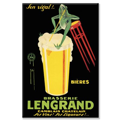 Buyenlarge Lengrand Canvas Wall Art