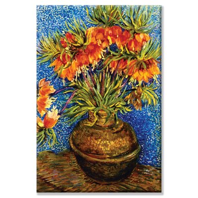 Buyenlarge Fritillaries by Van Gogh Canvas Wall Art