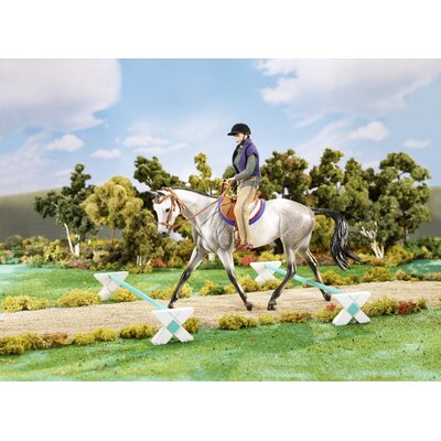 Breyer Horses Cavaletti Horse Figurine Training Set