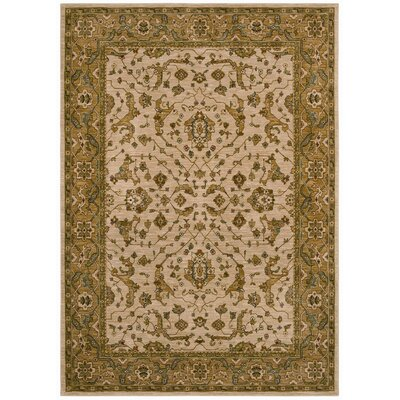 kathy ireland Rugs by Shaw Living First Lady Somerset House Palace Stone Rug