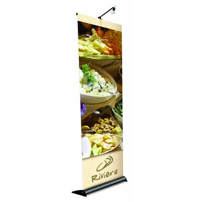 Testrite Mercury Retractable Banner Stands