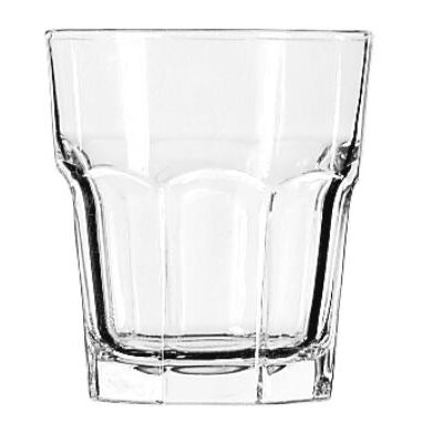 Libbey Gibraltar 12 oz. Double Rocks Glass (Set of 36)