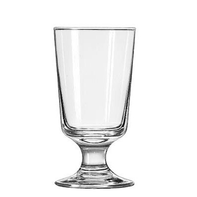Libbey Embassy 8 oz. Footed Hi-Ball Glass (Set of 24)