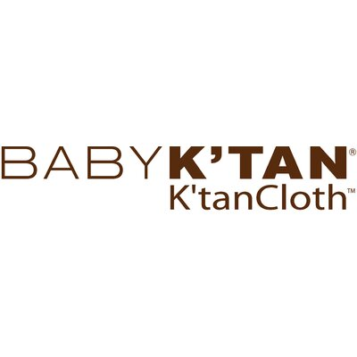 Baby k'Tan K'tanCloth 3-IN-1 (Nursing Cover, Burp Cloth, Blankie)