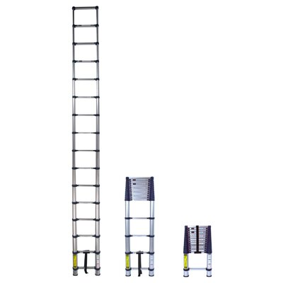 Xtend Climb 15 5 Pro Series Telescoping Extension Ladder