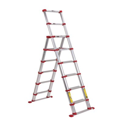 Xtend+Climb Pro-Series Telescoping 7.5ft Extension Ladder