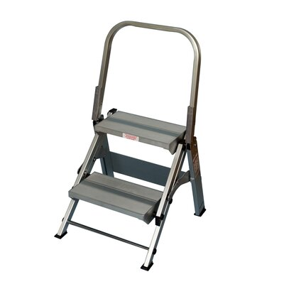 2 Step Folding Safety Stool
