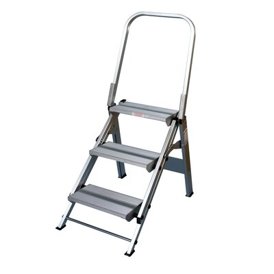 Xtend+Climb 3 Step Folding Safety Stool