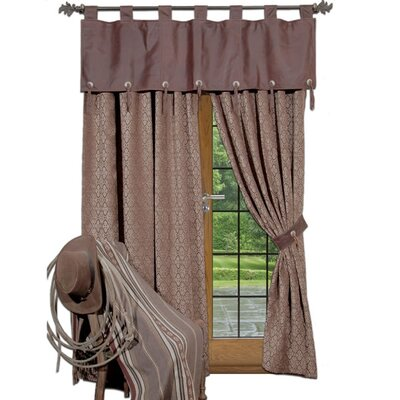 Wooded River Las Cruces Curtain Tieback