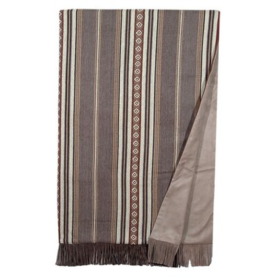 Wooded River Las Cruces Throw
