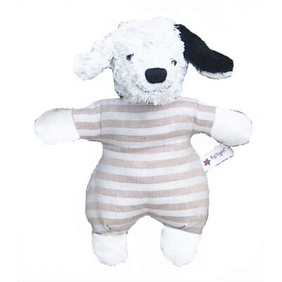 Kallisto Dog Baby Rattle Organic Stuffed Animal