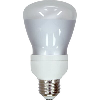 GE 11W Compact Fluorescent Flood Light Bulb